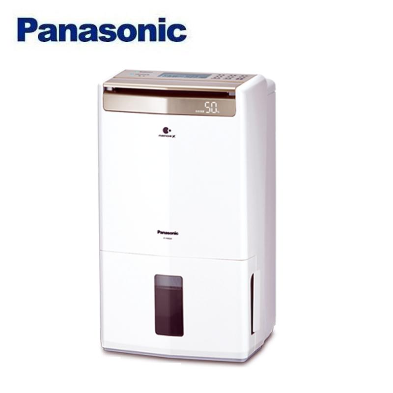 【Panasonic 國際牌 】18公升 智慧節能除濕機 F-Y36GX 適用20坪~30坪