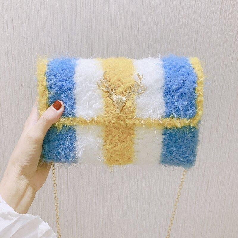 手工包包編織女包自制diy材料包新款韓版