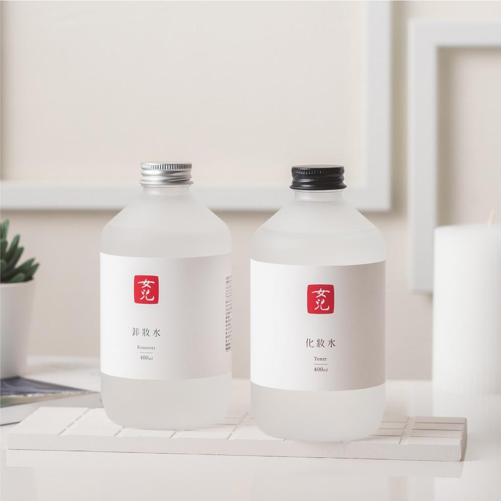 【女兒】妝水保養組(溫和配方 / 不含酒精)