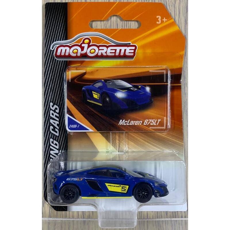 ☆勳寶玩具舖【現貨】美捷輪 小汽車 Majorette 2020賽車車款S1 McLaren 675LT