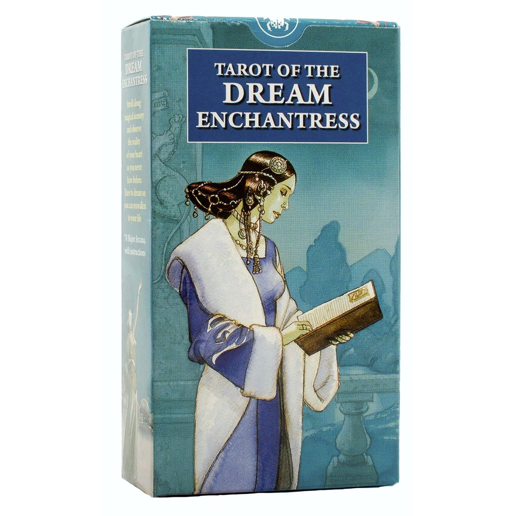 夢幻女巫塔羅牌|Dream Enchantress Tarot【左西購物網】