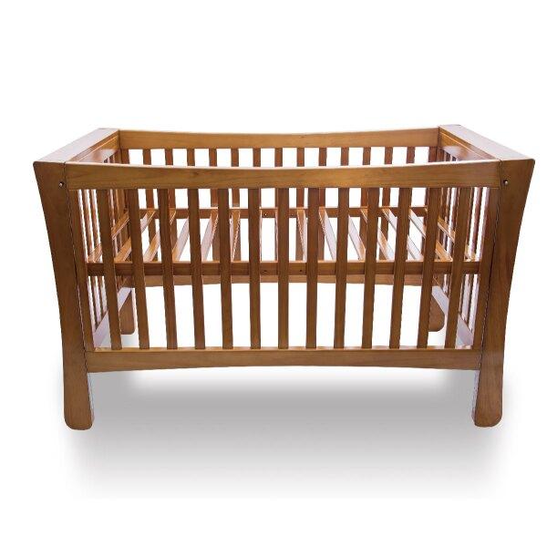 童心 布萊恩三合一嬰兒床/美式大床 70x130(含護欄.床墊)