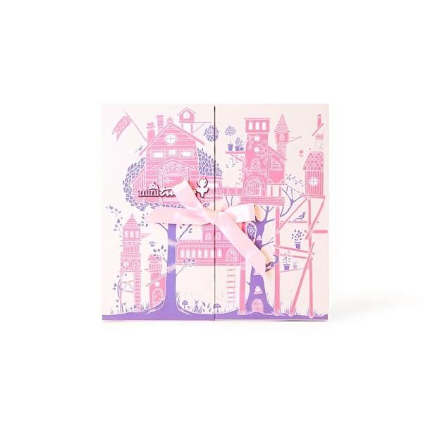 MiniTutu 主題髮飾禮盒-夢幻公主(粉紅城堡)[衛立兒生活館]