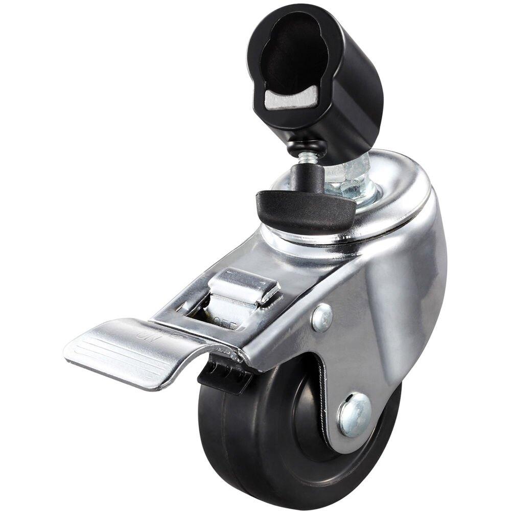 Godox 神牛 LSA-06 燈架 腳輪 一組3個 管徑22mm(LSA-06公司貨)