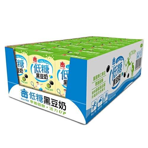 義美低糖黑豆奶250MLx24【愛買】