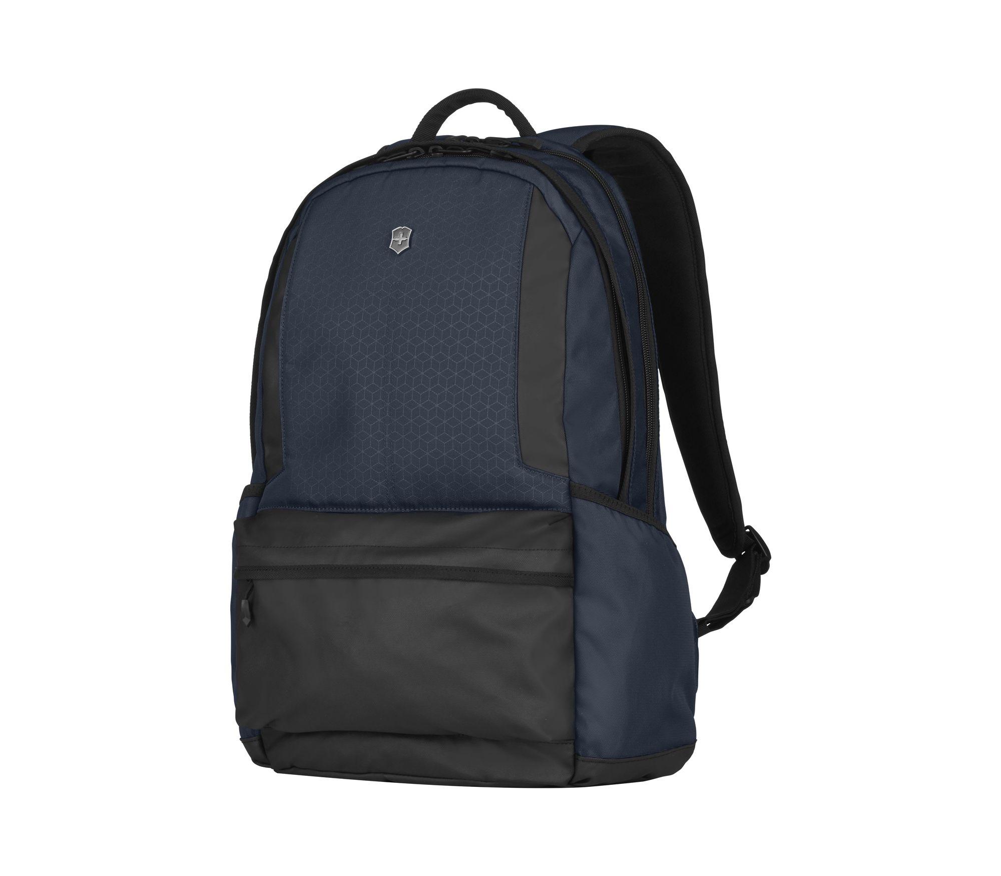 VICTORINOX 瑞士維氏 後背包 休閒後背包 電腦後背包 公事包 商務包 雙肩後背 TRGE-606743 (藍)