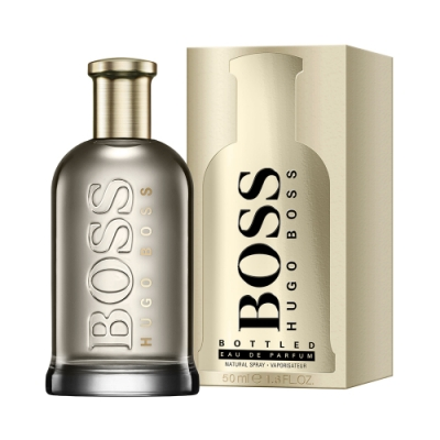 BOSS BOTTLED 自信男性淡香精 50ml