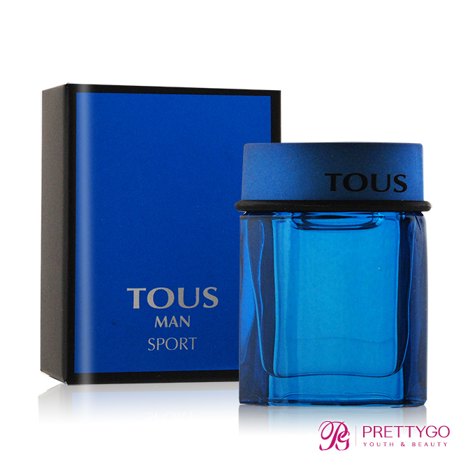 TOUS 自我本色男性淡香水 MAN SPORT(4.5ml) EDT-公司貨