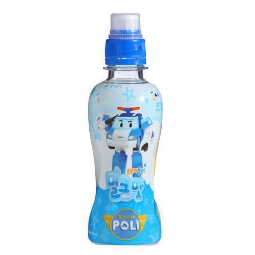 波力乳酸風味飲料-牛奶200ml【愛買】