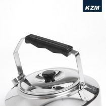 KAZMI KZM 超輕量不鏽鋼茶壺0.8L