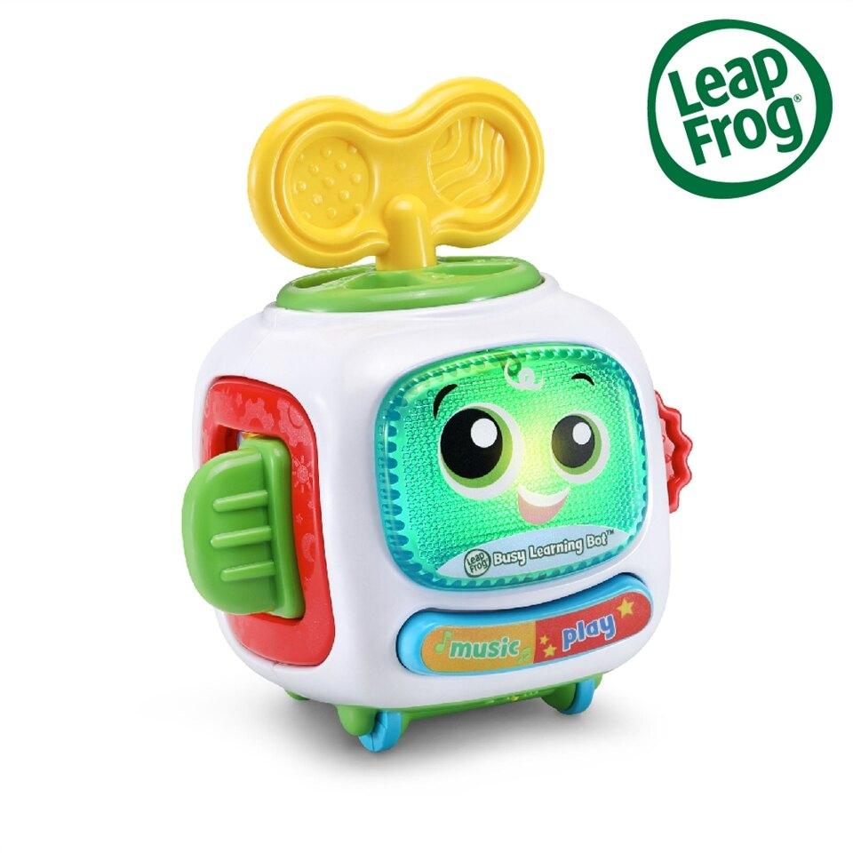 美國 LeapFrog 跳跳蛙 發條學習機器人