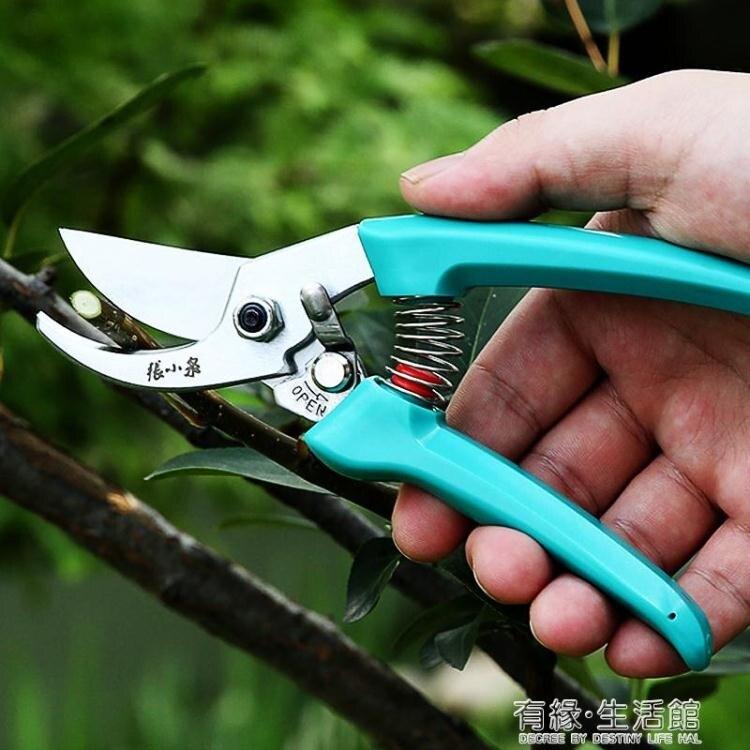 園林剪刀省力修剪果樹剪刀園藝剪修花剪強力植物剪子粗枝剪