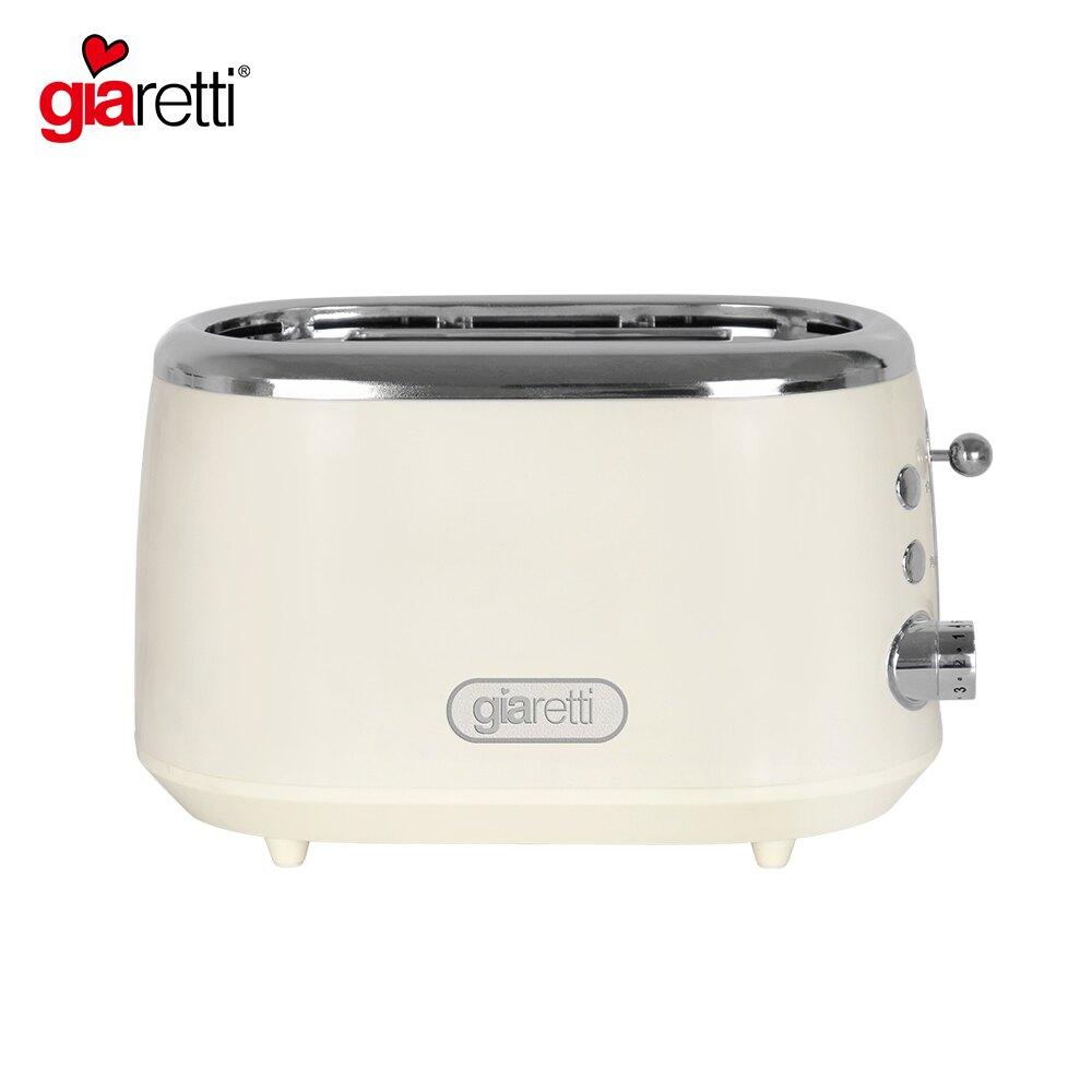 義大利Giaretti懷舊復古造型烤麵包機GT-OT10