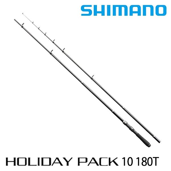 漁拓釣具 SHIMANO HOLIDAY PACK 10-180T [振出小繼竿]