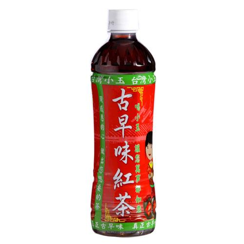 ★買一送一★台灣小玉古早味紅茶530ml【愛買】