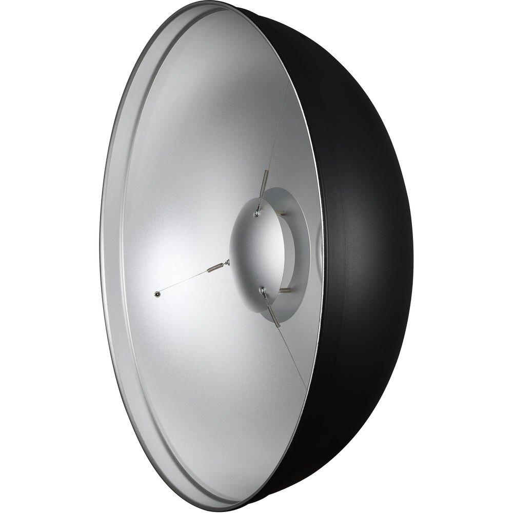 Godox 神牛 深口銀底美光金屬雷達反射罩 (BDR-S55(siver color公司貨)