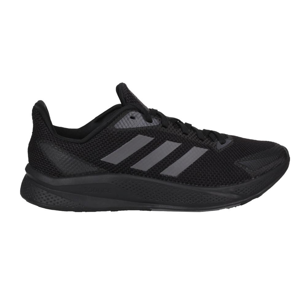 adidas x9000l1 m 男慢跑鞋-反光 輕量 愛迪達 黑銀