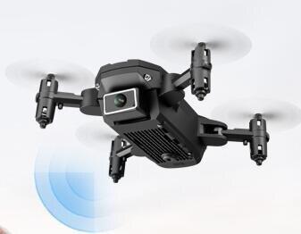 空拍機 迷你無人機小型遙控飛機4K高清航拍四軸飛行器小學生男孩兒童玩具 限時折扣
