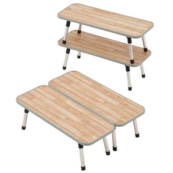 《愛露愛玩》【LOGOS】LG Life 圍爐裏邊桌 #81064137 焚火台 邊桌 小桌 露營桌 圍爐邊桌