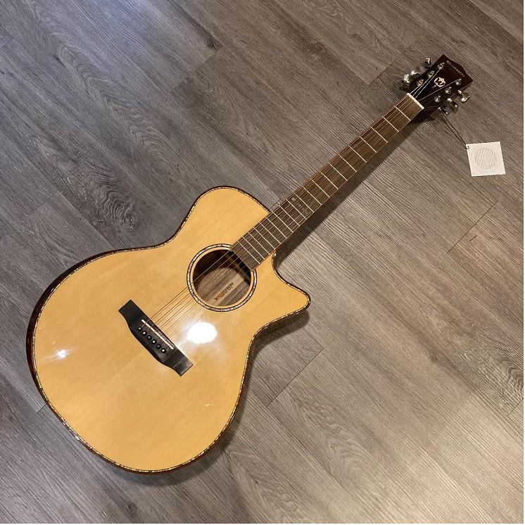 Weissenberg G3SCE 民謠吉他 木吉他 面單板 公司貨【宛伶樂器】