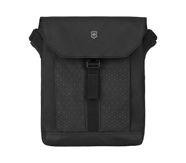 VICTORINOX 瑞士維氏 平板電腦側背包 斜背包 側背包 商務包 公文包 (黑)