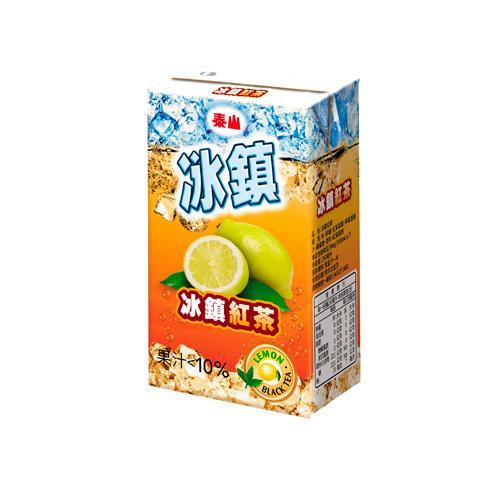 泰山冰鎮紅茶 250ml*6【愛買】