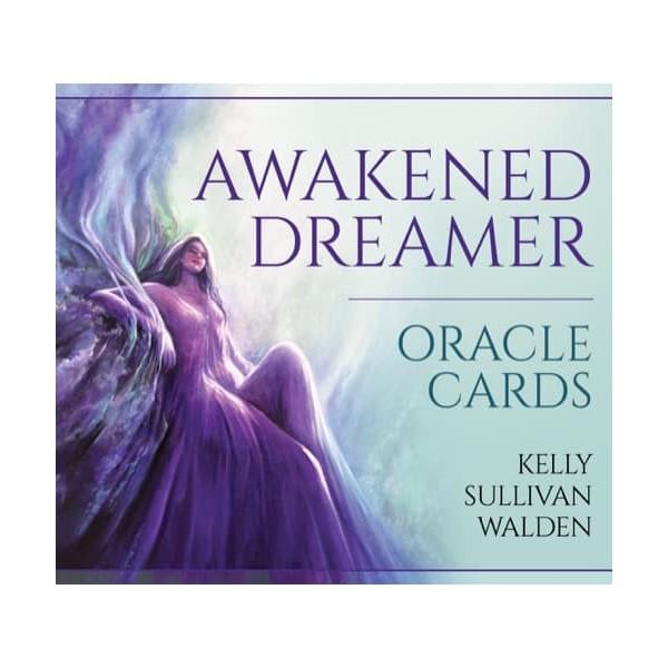 甦醒之夢神諭卡|Awakened Dreamer Oracle,這是一套擁抱並慶祝夢想的 55 張智慧牌卡【左西購物網】