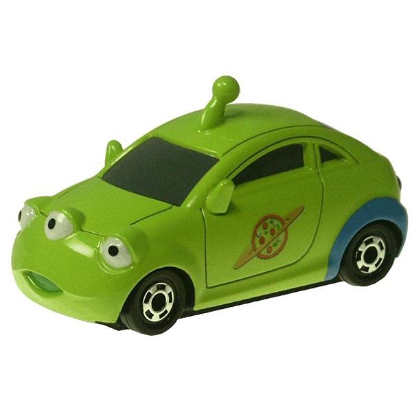 迪士尼小汽車 DM-05 夢幻外星人小巴