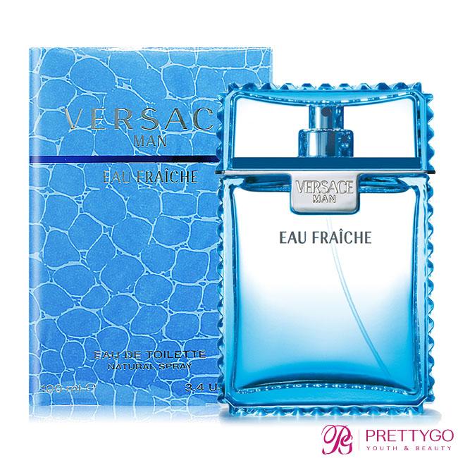 Versace 凡賽斯 雲淡風輕男性淡香水 Eau Fraiche(100ml) EDT-國際航空版