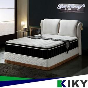 【KIKY】姬梵妮 慾望之翼HR氣墊泡棉包覆獨立筒床墊(雙人5尺)
