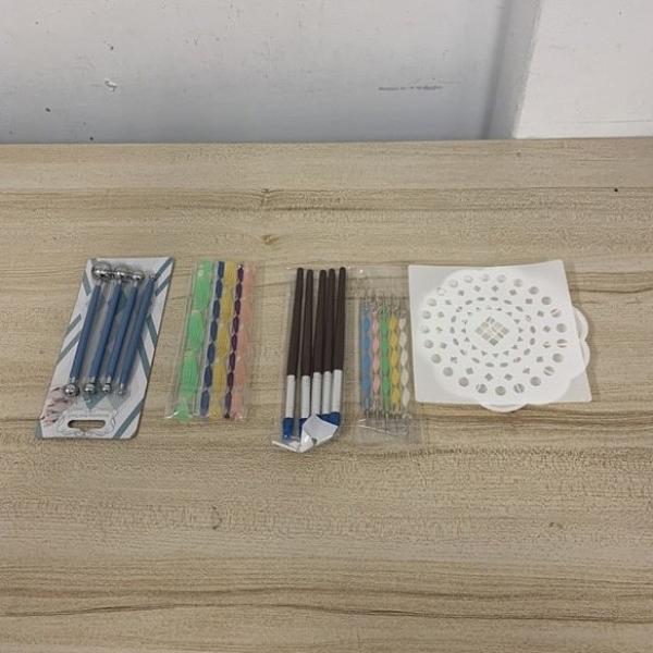 超輕粘土工具套裝雕塑陶土手工DIY全套材料包(777-8222)