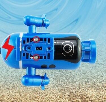 遙控船 迷你遙控潛水艇船防水玩具無線賽艇核潛艇兒童電動水上搖控潛水艇 限時折扣