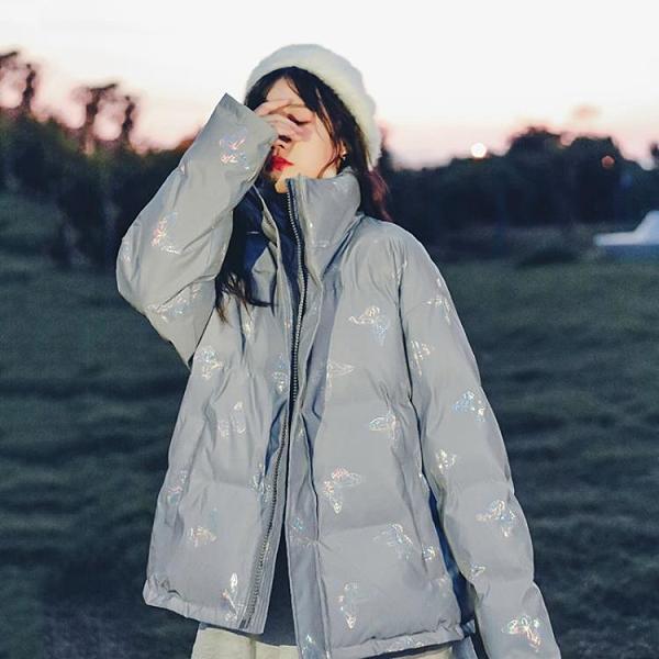短款棉衣ins棉服女2020年秋冬新款小個子韓版學生棉襖面包服外套 【雙十二狂歡】