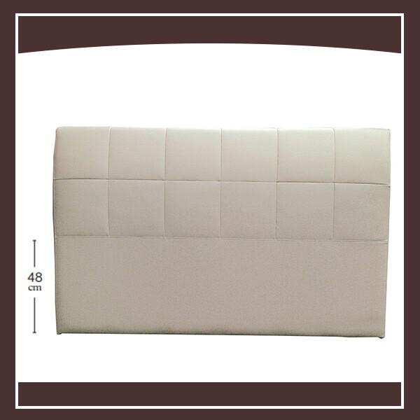 十方格5尺床片-米白 210501091093502