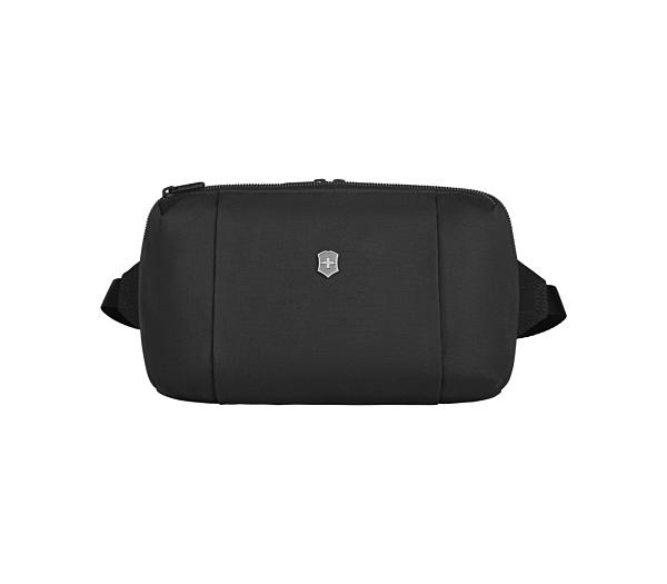 VICTORINOX 瑞士維氏 腰包 胸背包 肩背包 斜背包 商務包 (黑)