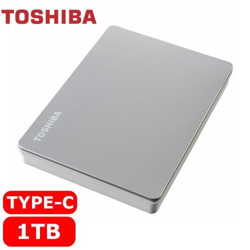 TOSHIBA Canvio Flex 1TB 外接式硬碟