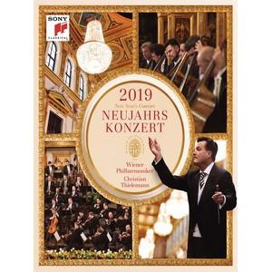 藍光音樂維也納新年音樂會 2019 (Neujahrs Konzert New Year s Concert2019