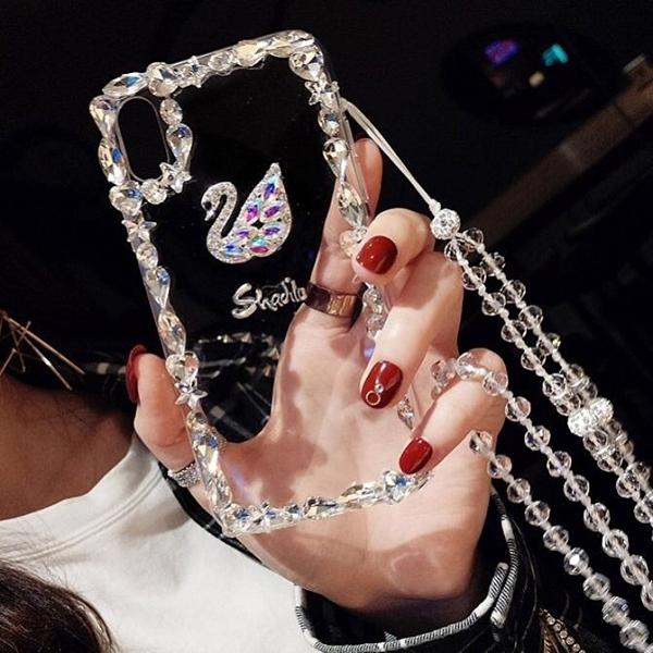 新品特價 蘋果11手機殼iphone6s防摔蘋果7plus奢華水鉆11pro硅膠蘋果xsmax
