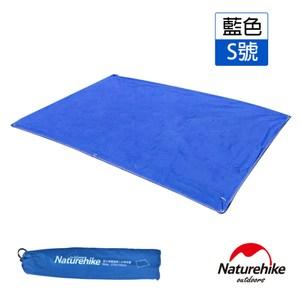 Naturehike 戶外6孔帳篷地席天幕帳布 S號 雙人藍色