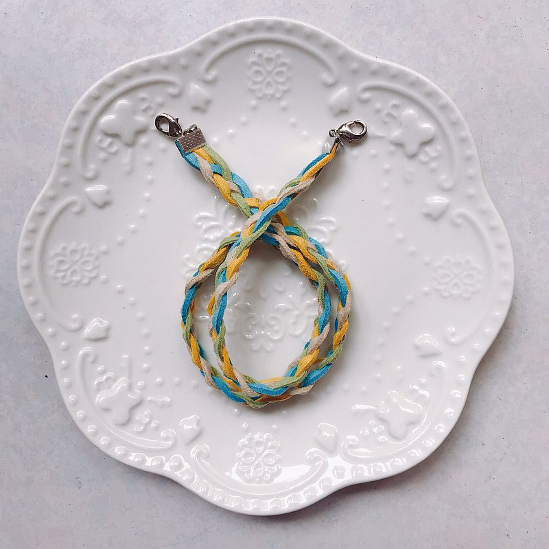 手工編織口罩繩 / 人魚先生