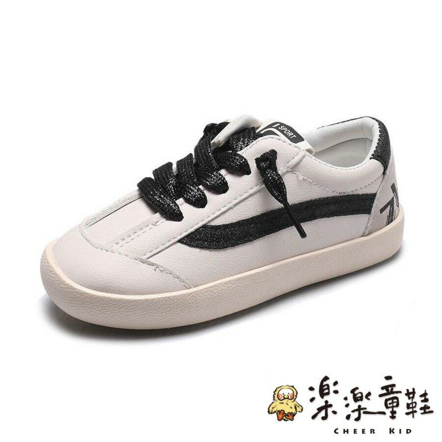 【樂樂童鞋】休閒套腳鞋 - 男童鞋 女童鞋 大童鞋 平底鞋 套腳鞋 休閒鞋 帥氣