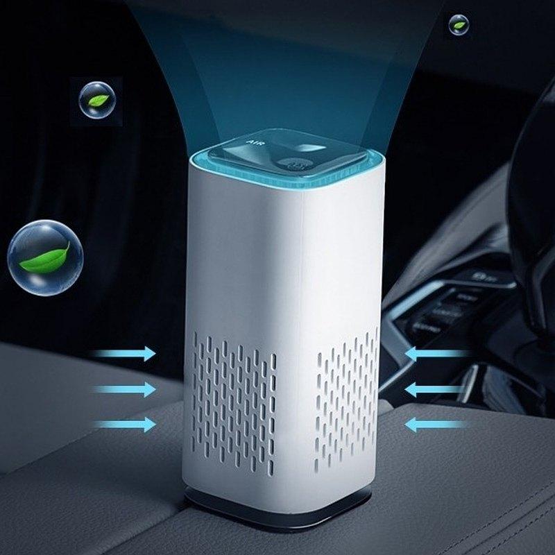 【濾心2入組】【不含主機】Mr.Q負離子空氣清淨機專用替換式濾心