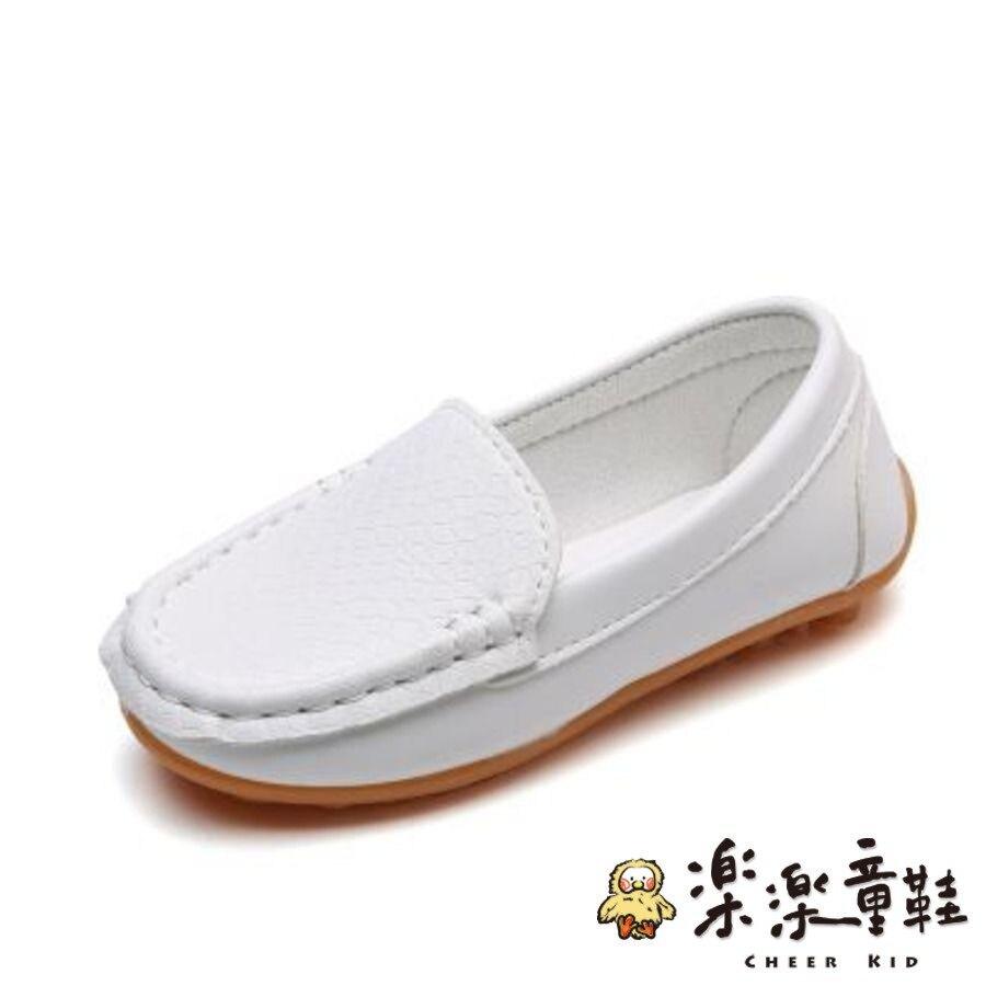 【樂樂童鞋】百搭豆豆親子鞋 - 休閒鞋 豆豆鞋 親子鞋 童鞋 皮鞋 男童 平價童鞋 小童 女童 大童 包鞋
