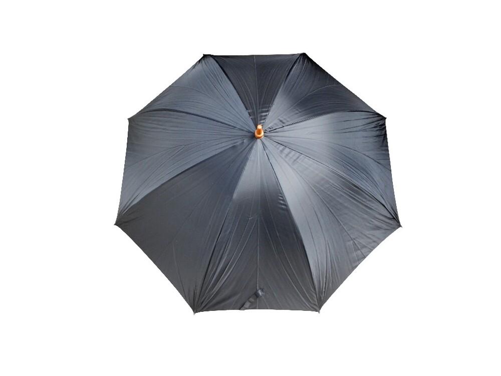 黑色雨傘 500萬超大傘面手動直傘 29英吋(黑色)晴雨傘