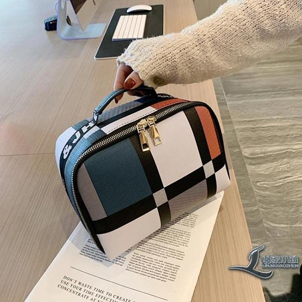 收納袋化妝包便攜大容量旅行收納包【邻家小鎮】