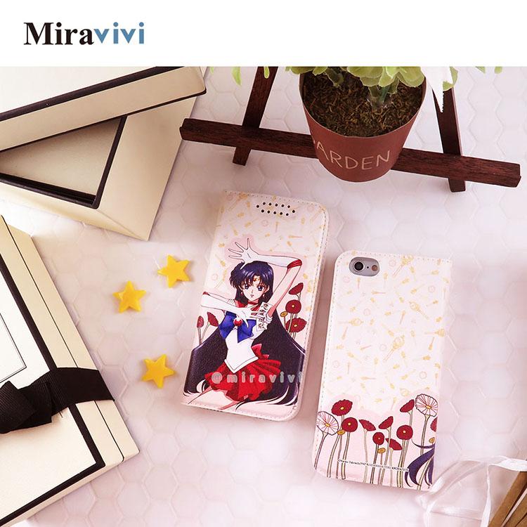 美少女戰士 iPhone 6/6s(4.7吋) 皮套_火星仙子