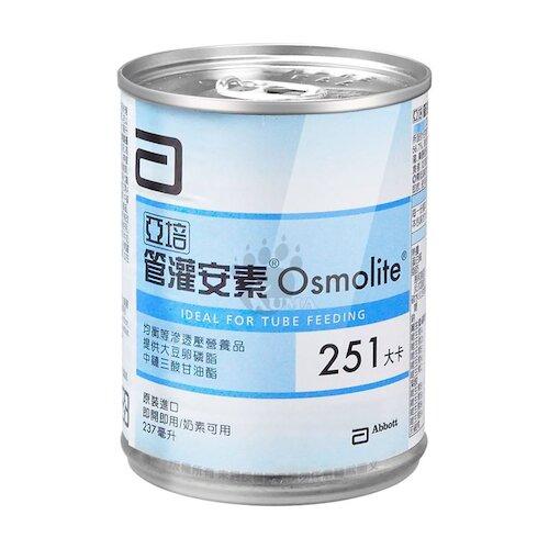 (加贈1罐) 亞培 管灌安素 237ml*24罐/箱