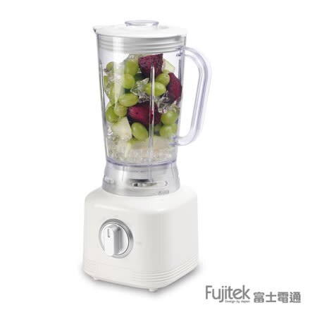 Fujitek 富士電通 強力500W不銹鋼冰沙果汁機 FT-LNJ02