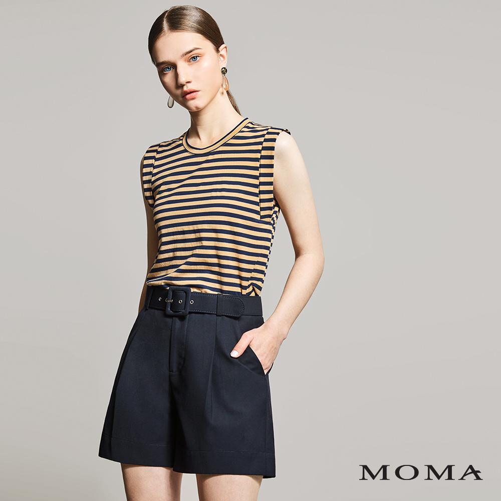 MOMA(01P046)打摺西裝短褲-剩餘34號