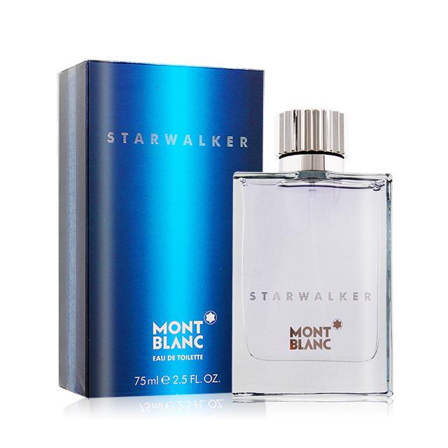 MONTBLANC 萬寶龍 星際旅者男性淡香水 STARWALKER(75ml) EDT-國際航空版